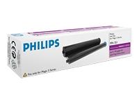Philips PFA 351 - 1 - noir - ruban transfert pour imprimante