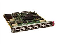 Catalyst 6500 48-port fabric-enabled 10/100/1000 Module