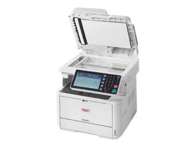 Image of OKI MB 562dnw - multifunction printer ( B/W )