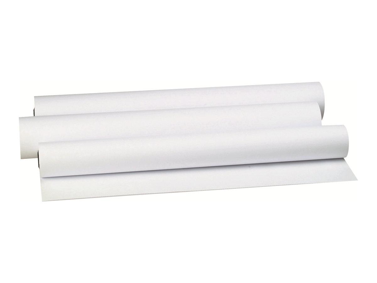 Clairefontaine papier ordinaire blanc rouleau 91 4 for Bureau rouleau