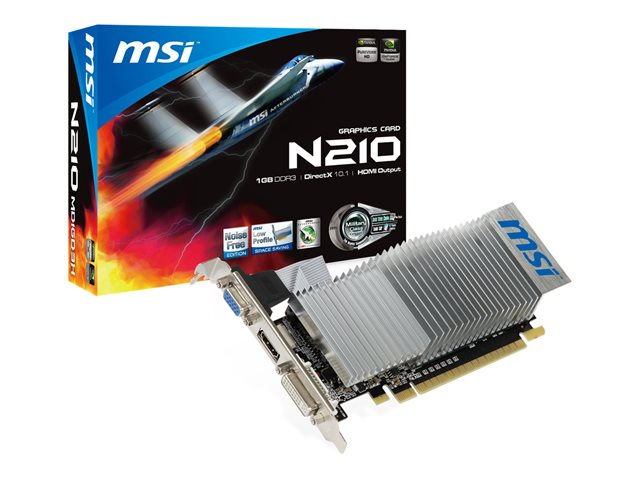 MSI N210-MD1GD3H/LP