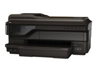 HP Officejet 7612 Wide Format e-All-in-One Multifunktionsprinter farve