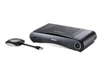Barco ClickShare CS-100 - extension audio/vidéo sans fil - IEEE 802.11b, IEEE 802.11a, IEEE 802.11g, IEEE 802.11n