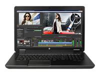 "HP ZBook 17 G2 Mobile Workstation - 17.3"" - Core i7 4810MQ - 8 Go RAM - 256 Go SSD"