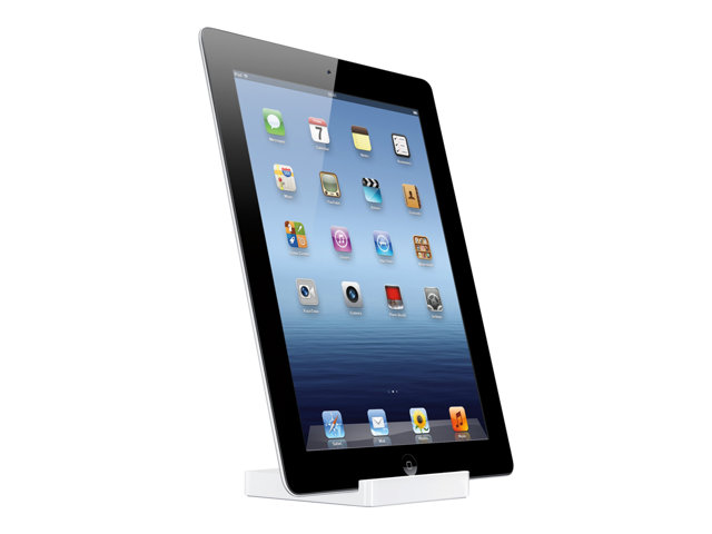 mc940zm a apple ipad 2 dock ipad docking station. Black Bedroom Furniture Sets. Home Design Ideas