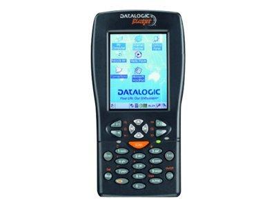 "Datalogic BlackJet 001-704-455 - Data collection terminal - Win CE 5.0 - 3.5"" color TFT (240 x 320) - barcode reader - (CMOS) - Bluetooth - black"