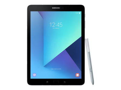 "Samsung Galaxy Tab S3 - Tablet - Android 7.0 (Nougat) - 32 GB - 9.7"" Super AMOLED (2048 x 1536) - microSD slot - silver"