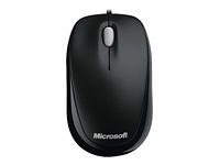 Microsoft Compact Optical Mouse 500 - souris - USB - noir