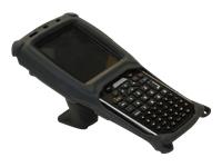 Zebra - Handheld protective boot - gray - for Omnii XT15, XT15F, XT15F CHILLER, XT15ni; Omnii XT15, XT15f, XT15f Arctic