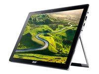 "Acer Switch Alpha 12 SA5-271-31U2 - Tablet - with detachable keyboard - Core i3 6100U / 2.3 GHz - Win 10 Home 64-bit - 4 GB RAM - 128 GB SSD - 12"" IPS touchscreen 2160 x 1440 (Full HD Plus) - HD Graphics 520 - Wi-Fi - gray - kbd: US International"
