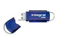 Integral Europe Cl�s USB INFD32GBCOU3.0