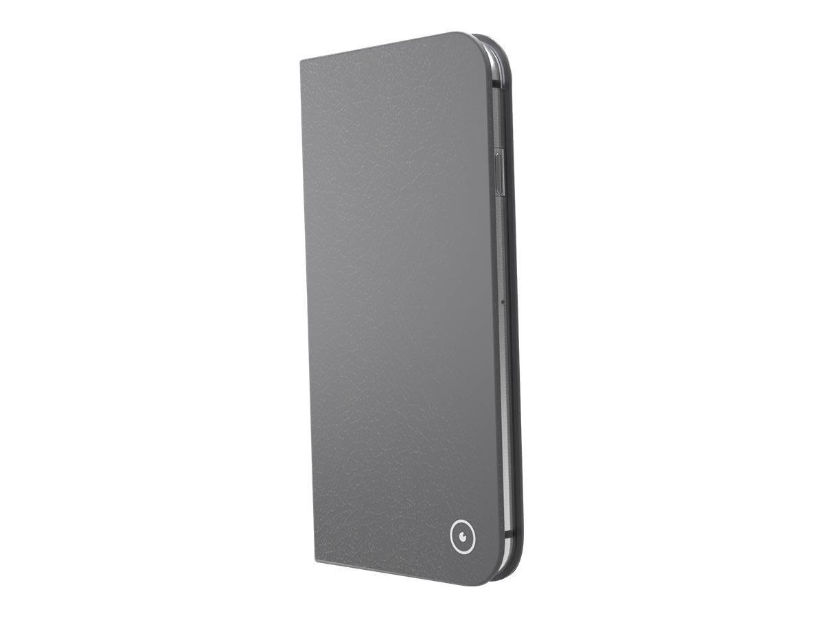Muvit Folio fit protection à rabat pour téléphone portable