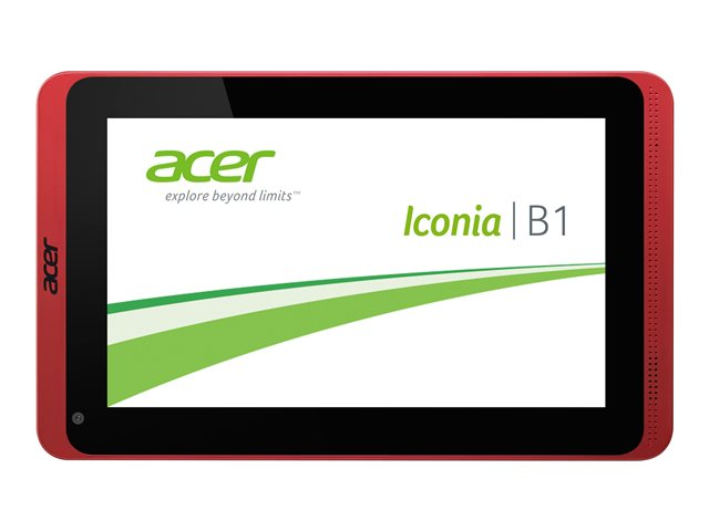 Image of Acer ICONIA B1-720-81111G01nkr - tablet - Android 4.2 (Jelly Bean) - 16 GB - 7""