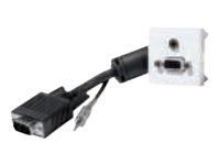 Gelcom câble VGA / audio - 10 m