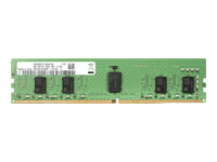 HP - DDR4 - 8 GB - SO-DIMM 260-pin - 2666 MHz / PC4-21300 - 1.2 V - unbuffered - non-ECC - for EliteBook 1050 G1, 735 G5, 745 G5, 755 G4, 755 G5, 820 G4, 830 G5, 840 G5, 840r G4, 850 G5; ProBook 430 G5, 430 G6, 440 G5, 450 G6, 45X G5, 470 G5, 64X G3, 64X G4, 650 G4, 65X G3; ProBook x360; ZBook 14u G4, 14u G5, 15 G4, 15 G5, 15u G4, 15u G5, 15v G5, 17 G4, 17 G5, Studio G4, Studio x360 G5