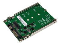 "StarTech.com Adaptateur M.2 NGFF SSD vers SATA 2,5"" - Carte Convertisseur SSD M2 vers SATA 2.5"""