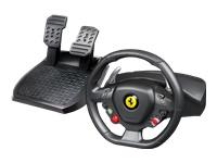 Thrustmaster Ferrari 458 Italia Rat og pedalsæt kabling