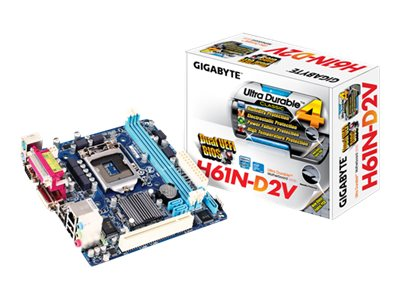 Gigabyte GA-H61N-D2V