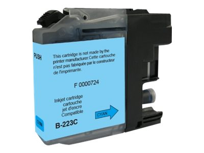UPrint B-223C - cyan - cartouche d'encre (alternative for: Brother LC-223C)