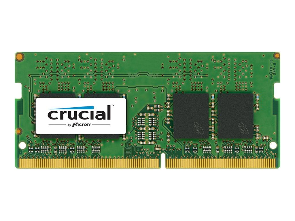 CRUCIAL - DDR4 - 8 GB - SO DIMM 260-PIN - 2133 MHZ
