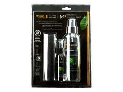Antec 100% Natural Spray 240 mL + 60 mL Home & Travel Pack