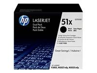HP Cartouches Laser Q7551XD