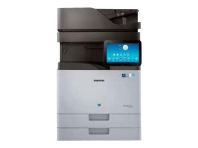 Image of Samsung MultiXpress X7400LX - multifunction printer ( colour )
