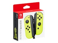 NINTENDO Joy-Con Gamepad trådløs neongul (pakke med 2)