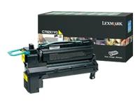 Lexmark Cartouches toner laser C792X1YG