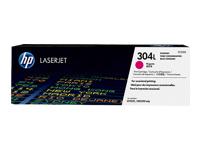 HP 304L - Economie - magenta - original - LaserJet - cartouche de toner ( CC533L )