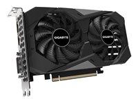 Gigabyte GeForce GTX 1650 D6 WINDFORCE OC 4G - OC Edition - tarjeta gráfica