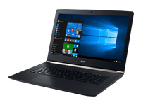 "Acer Aspire V Nitro 7-792G-59PN - 17.3"" - Core i5 6300HQ - Windows 10 Home édition 64 bits - 8 Go RAM - 1 To HDD"