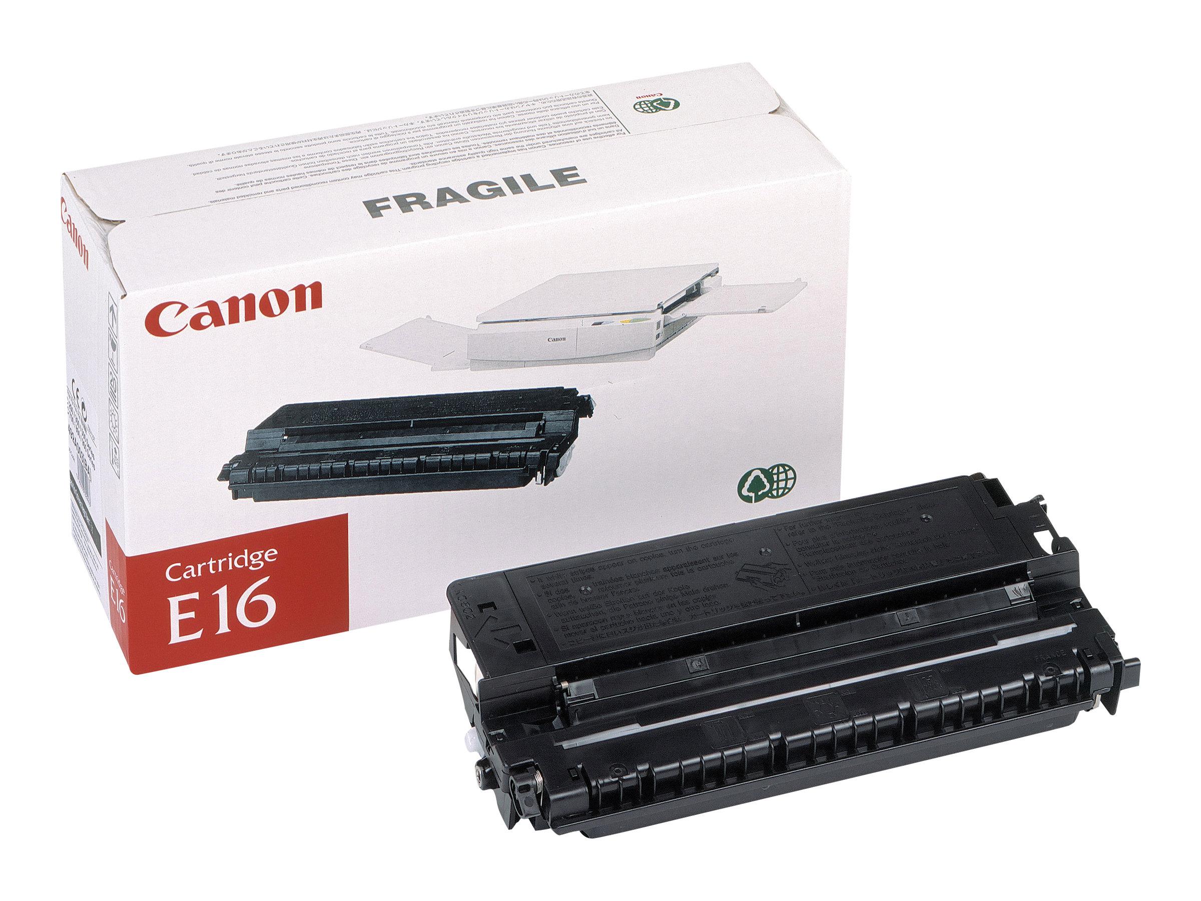 Canon FC-E16 - noir - originale - cartouche de toner