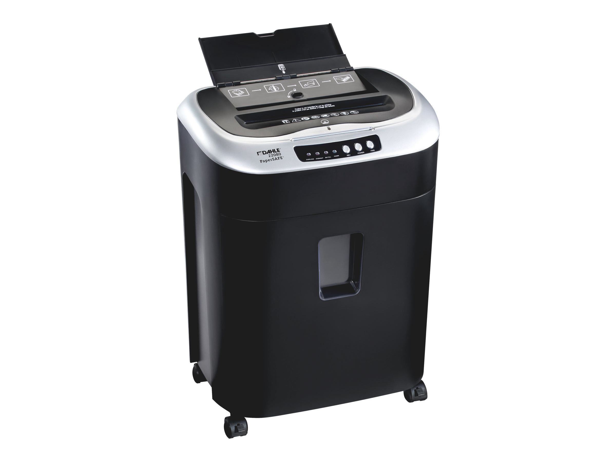 Dahle PaperSAFE 22080 - destructeur de documents