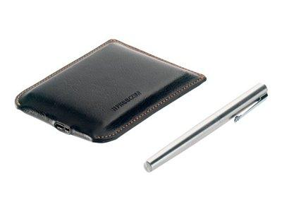 freecom mobile drive xxs leather