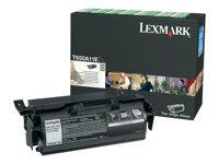 Lexmark, Kazeta tonerová Lexmark T650A11E, černá