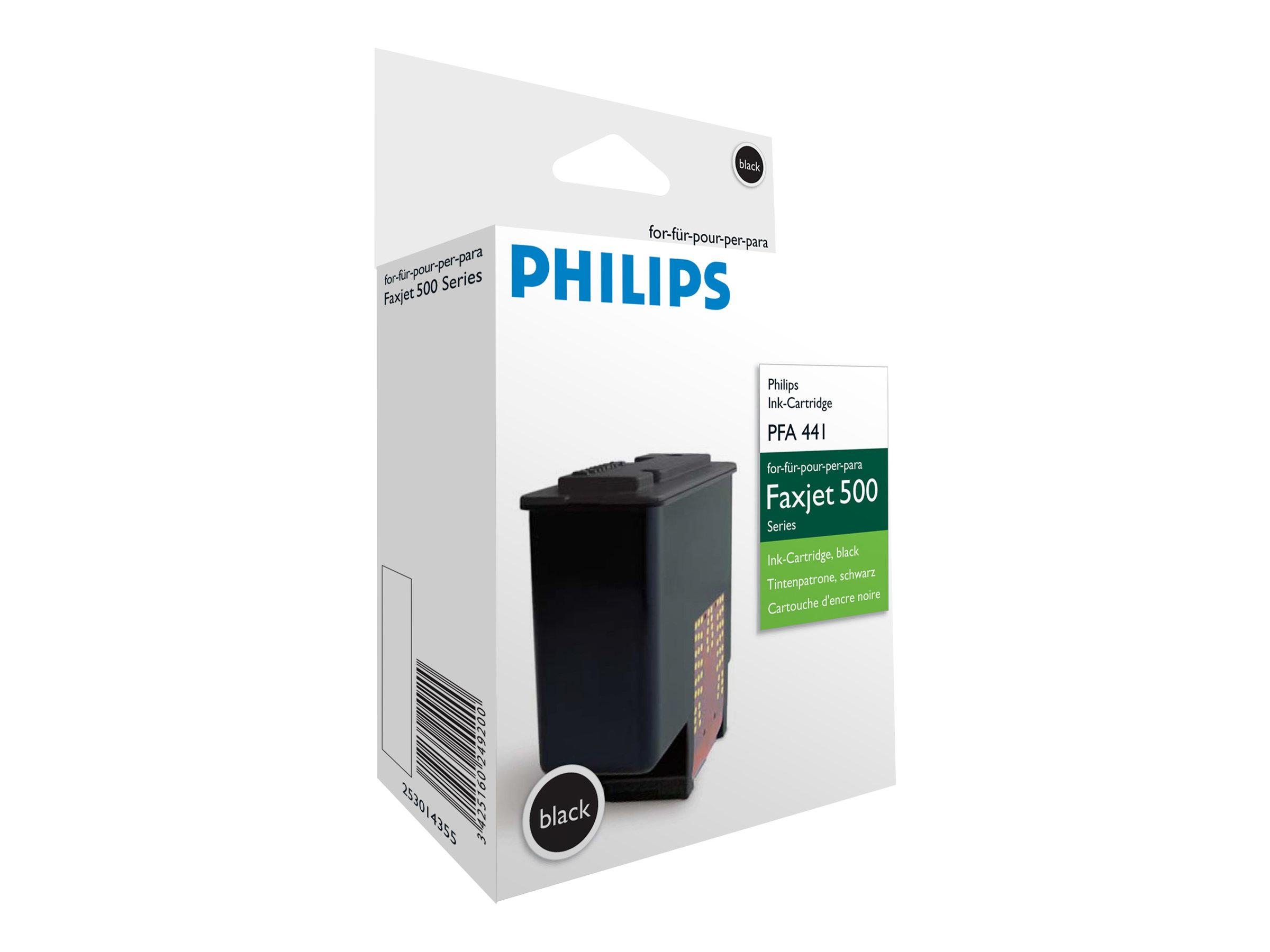 Philips PFA 441 - noir - cartouche d'encre