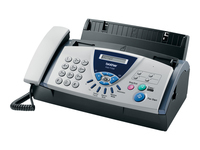 Brother FAX-T104 Fax / kopimaskine S/H termo transfer
