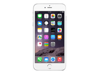 Apple iPhone 6 Plus - argenté(e) - 4G LTE - 128 Go - CDMA / GSM - smartphone