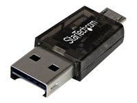 StarTech.com Boitier MSDREADU2OTG