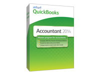QuickBooks Accountant 2014