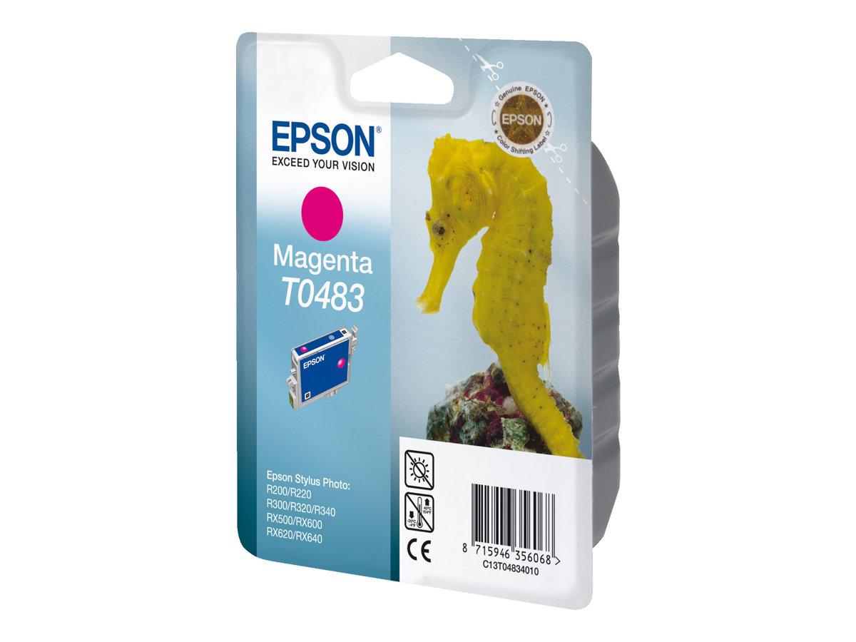 Epson T0483 - magenta - originale - cartouche d'encre