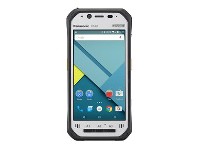 "Panasonic Toughpad FZ-N1 - Handheld - Android 5.1.1 (Lollipop) - 16 GB eMMC - 4.7"" VA (1280 x 720) - rear camera + front camera - barcode reader - microSD slot - Wi-Fi, Bluetooth"