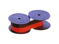 MM Print Supplies F1026DK 1 sort/ rød 13 mm x 6 m print-bånd