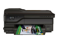 HP Officejet 7612 Wide Format e-All-in-One - imprimante multifonctions ( couleur )