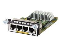HPE Aruba 3810M/2930M 4 1/2.5/5/10 GbE HPE Smart Rate Module JL081A