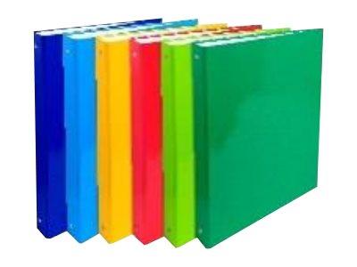 Exacompta - Classeur à anneaux - 40 mm - A4 - pour 275 feuilles - disponible dans différentes couleurs