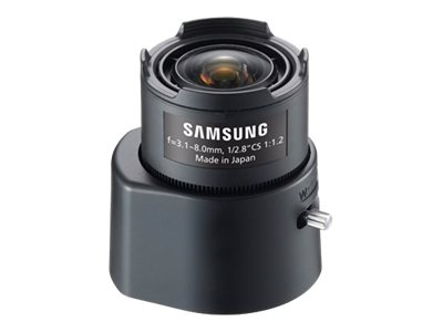 Image of Samsung SLA-M3180DN - CCTV lens - 3.1 mm - 8 mm