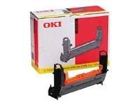 OKI - Jaune - kit tambour - 41962805
