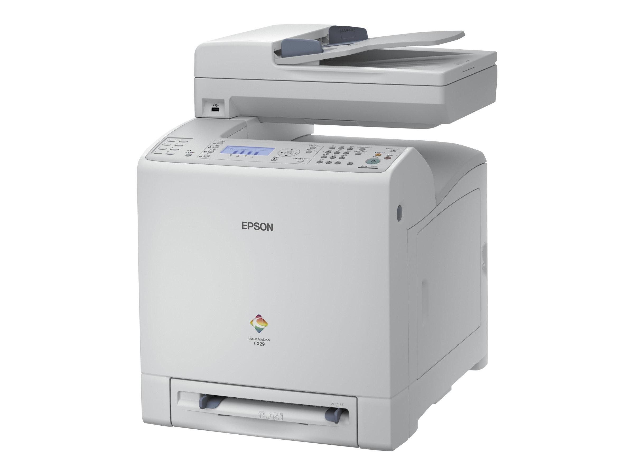Epson AcuLaser CX29DNF - imprimante multifonctions (couleur)